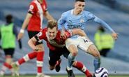 Bùng nổ Etihad, Man City dội mưa bàn thắng trước Southampton