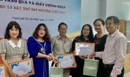 Hội Nhà văn TP HCM và Quỹ Tình thơ trao giải thơ hay Nguyên tiêu 2021
