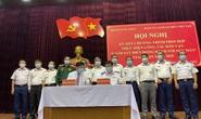 Ký kết chương trình Cảnh sát biển đồng hành với ngư dân tại TP Đà Nẵng