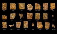 Bí ẩn mộ cổ ngàn năm đầy  vàng mang biểu tượng tình yêu