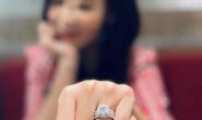 Hoa hậu Bolero Mỹ Ngọc khoe nhẫn cầu hôn, dân mạng chúc mừng hạnh phúc