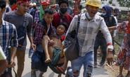 Thương vong tiếp diễn ở Myanmar