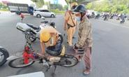 CSGT TP HCM tịch thu gần 200 xe cà tàng trong ngày đầu tiên ra quân truy quét