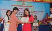 Chăm lo thiết thực cho lao động nữ