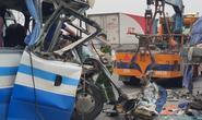 Vụ tai nạn 22 người thương vong: Tài xế xe khách không làm chủ tốc độ