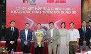 Báo Người Lao Động và MCV Group hợp tác chiến lược về chuyển đổi số