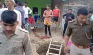 Cứu bé trai rơi xuống bể tự hoại, 5 người chết đuối