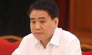 Ông Nguyễn Đức Chung bị khởi tố trong vụ chế phẩm Redoxy 3C