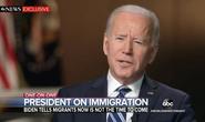 Tổng thống Biden khuyên người di cư đừng đến Mỹ