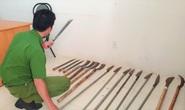 Bắt nóng nhóm thanh, thiếu niên dùng mã tấu hẹn nhau hỗn chiến ở Bảo Lộc