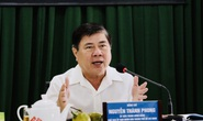 Chủ tịch UBND TP HCM cảnh báo giá đất bị đẩy do thông tin chuyển 5 huyện thành quận