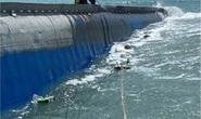 Vụ chìm tàu chở 1.500 tấn tro bay ngoài biển Mũi Né: Trục vớt càng chậm, nguy cơ tràn dầu càng lớn