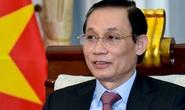 Thứ trưởng Bộ Ngoại giao làm Trưởng Ban Đối ngoại Trung ương