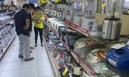 Thương hiệu điện máy lạ đổ bộ thị trường