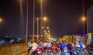 CSGT nói gì về clip hàng trăm quái xế chặn cao tốc TP HCM – Long Thành – Dầu Giây để đua xe?