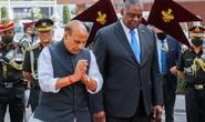 Vấn đề Trung Quốc chiếm sóng cuộc gặp Mỹ - Ấn
