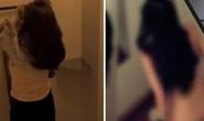 Cô gái trẻ lộ nhiều ảnh nóng khi gọi điện với bạn trai