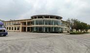 Trung tâm nông nghiệp 17 tỉ đồng ở Thanh Hóa xây xong để làm... cảnh