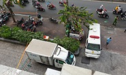 NÓNG: Hai cô gái trẻ tử vong do rơi chung cư ở quận 12, TP HCM