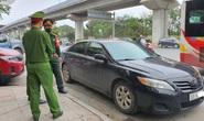 Tài xế xe Camry say xỉn đỗ xe giữa đường, xưng là quân nhân rồi xô xát với CSGT