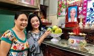 NSND Kim Cương thắp hương tri ân nữ y tá nuôi dưỡng bé Thương Thương