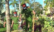 CLIP: Hưởng ứng lời kêu gọi của Thủ tướng, trại giam ở Cà Mau trồng hơn 10.000 cây xanh