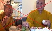Các YouTuber đồng loạt xóa bỏ nội dung về thầy chùa ăn thịt chó