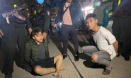 Đà Nẵng: Công an nổ súng, truy đuổi nhóm học sinh mang dao đi hỗn chiến