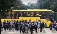 Xe khách chở 53 người Trung Quốc nghi nhập cảnh trái phép