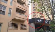 Nữ sinh lớp 10 rơi từ tầng cao chung cư xuống tử vong