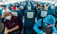 Chuyến bay thương mại đầu tiên từ TP HCM ra Hà Nội sau giãn cách