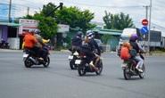 Ninh Thuận trả lại xe máy tạm giữ cho người dân về quê tự phát