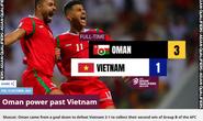 Tuyển Việt Nam may mắn vì không thua nhiều