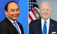 Chủ tịch nước Nguyễn Xuân Phúc gửi thư tới Tổng thống Mỹ Joe Biden