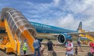 Nhiều người dân trở về TP HCM từ Phú Quốc
