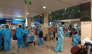 Quảng Nam đón 203 người từ TP HCM về quê miễn phí bằng máy bay