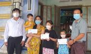 """Chương trình """"Tình thương cho em"""" đến với 5 trẻ mồ côi vì Covid-19 ở Phú Yên"""