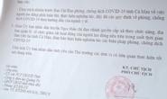"""Lật tẩy tài xế từ Tiền Giang trình văn bản """"lạ"""" để vào Cà Mau"""