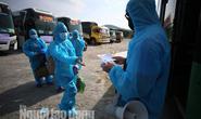 Đà Nẵng có xe khách chở miễn phí người dân từ phía Nam về quê