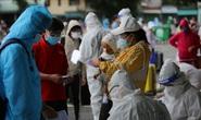 Hơn 2.000 người dân Lâm Đồng từ TP HCM được đón về quê