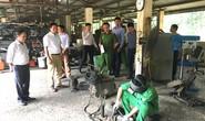 Hà Nội: Tăng cường kiểm tra an toàn - vệ sinh lao động