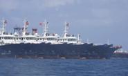 Mỹ lên tiếng trước vụ hàng trăm tàu dân binh Trung Quốc ở biển Đông