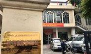 Nhóm người xưng giáo viên, nhân viên vào trụ sở hành hung cán bộ thi hành án Hà Nội