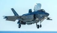 Máy bay F-35B Mỹ gặp sự cố khi khai hỏa, thiệt hại 2,5 triệu USD