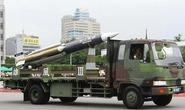Đài Loan củng cố kho tên lửa tầm xa