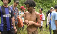 Người rừng Hồ Văn Lang đi làm căn cước công dân