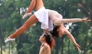 Cặp đôi xiếc Hiền Phước - Thanh Hoa: Mơ đưa xiếc Việt ra thế giới