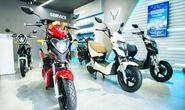 VinFast tặng pin lithium cho khách hàng mua xe máy điện VinFast Ludo và Impes