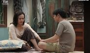 Hồng Ánh làm vợ Thái Hòa trong phim Cây táo nở hoa