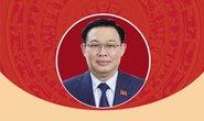 [Infographic] Chân dung tân Chủ tịch Quốc hội Vương Đình Huệ